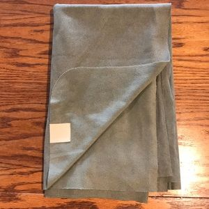 Lululemon The Towel Sage Green Yoga Towel